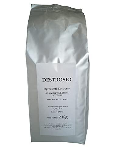 Destrosio in polvere - confezione da 2kg