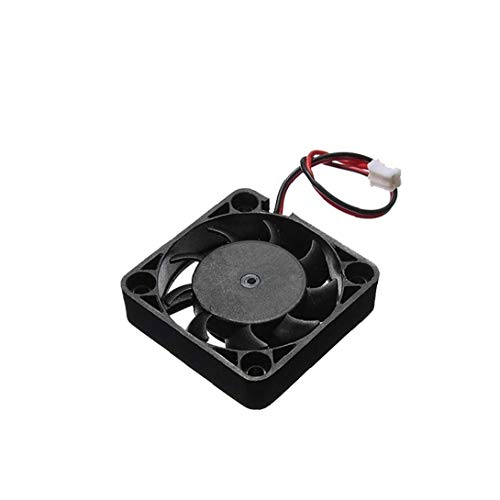 Mini 12V CPU del Ordenador Ventilador de 40 mm 2 Pin Caja de la PC del Ventilador