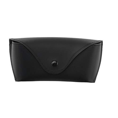 Monllack Monllack Professional Durable PU Leather Glasses Case Sunglasses Soft Eyeglasses Storage Holder Box Bag Cases Convenience Carry