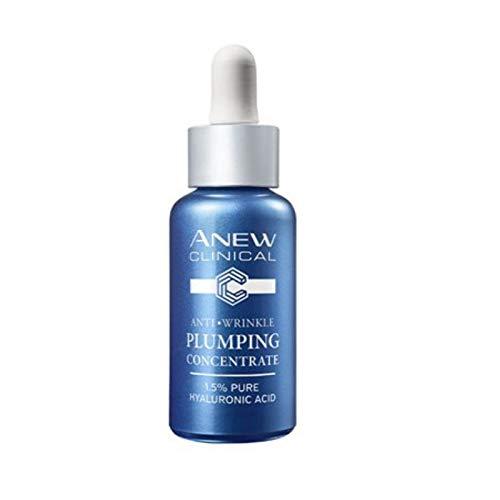 Avon Anew Clinical ANTI-WRINKLE Plumping-Konzentrat mit 1,5% reiner Hyaluronsäure A-F33 Faltenglätter 30ml