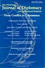 The Whitehead Journal of Diplomacy and International Relations (Vol 8, Winter/Spring 2007)
