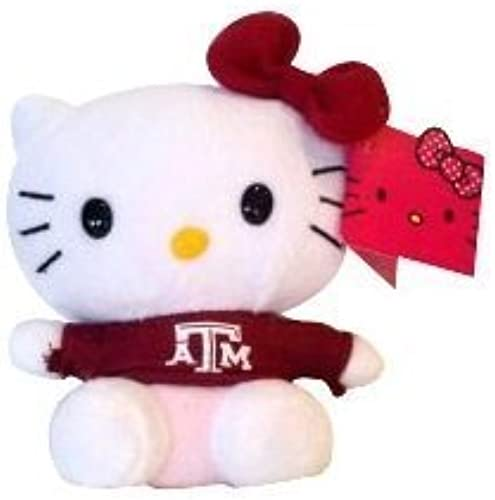 increíbles descuentos Hello Kitty Goes to College College College Texas A&M Plush by Plushland  mas barato