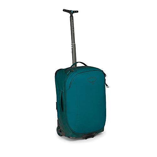 Osprey Rolling Transporter Carry-On 38 Unisex Travel Pack - Westwind Teal O/S