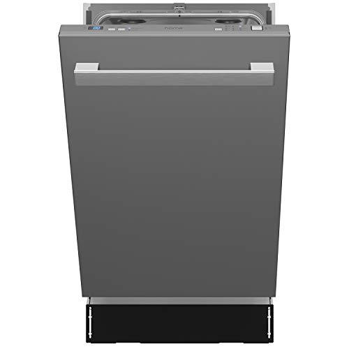 hOmeLabs HME030286N 18-Inch Built-in Dishwasher, Stainless Steel