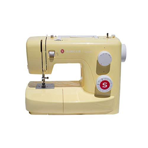 SINGER Simple 3223Y Máquina de coser, Amarillo