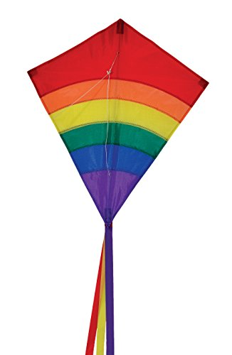 In the Breeze Rainbow Arch 27' Diamond Kite