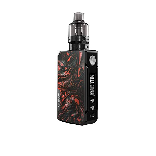 VOOPOO DRAG 2 Kit Refresh Edition 177W Box MOD Electronic Cigarette Vape 4.5ML Pnp Pod pnp-VM5 Pnp-Vm6 Vaporizer
