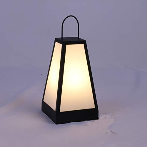 WZHZJ Lámpara de césped Impermeable al Aire Libre jardín Villa lámpara de Patio Simple Nueva lámpara de Enchufe de Estilo Chino lámpara de césped de Paisaje Led