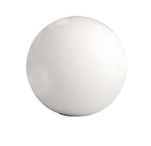 Wofi 8248.01.06.0300 Point Tafellamp, Glazen Bol, Wit