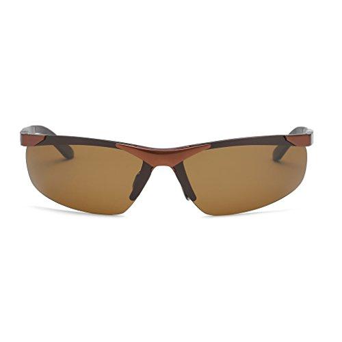 LX-LSX gepolariseerde zonnebril mannen nieuwe aluminium magnesium UV bescherming outdoor sport rijden bril