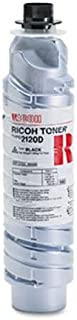 Toner Cartridge, f/ Ricoh Machines, 11000 Page Yield, Black