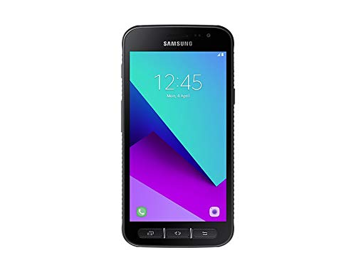 Samsung 8806088680323 Smartphone Galaxy G390F Xcover4 (13MP Kamera, 16GB Speicher, 12,67 cm (5 Zoll)) Schwarz
