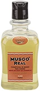 Musgo Shower Gel - Orange Amber (Pack of 6) - シャワージェル - オレンジアンバー x6 [並行輸入品]