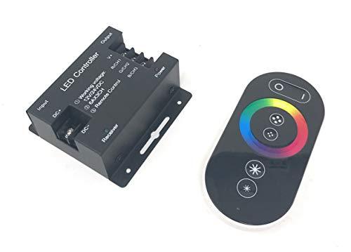 tempo di saldi Centralina Con Telecomando Multi Touching Per Controllare Strisce Led RGB