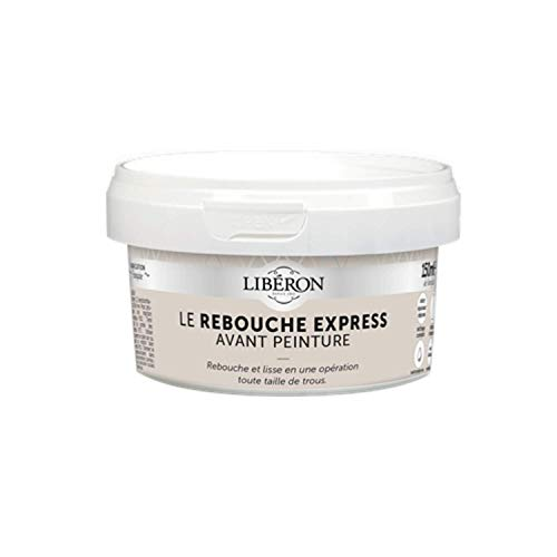LIBERON Rebouche express bois avant peinture, Blanc, 150 ml