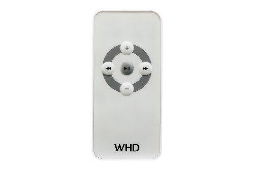 WHD 112001000550000 RC TP 55 bedr. für Music Port MP 55 und Jackport, weiß