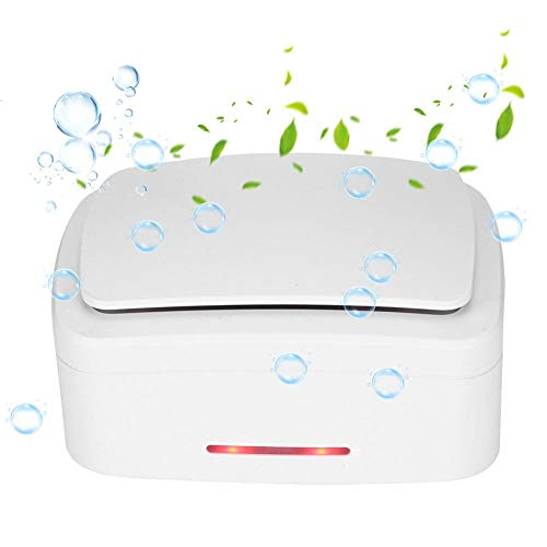 Great Deal! Air Purifier Air Purifier, Desktop Air Purifier With LED, Air Clean Machine For 100mg / ...