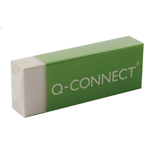 Q-Connect KF00236 Radierer, 60 x 22 x 11 mm