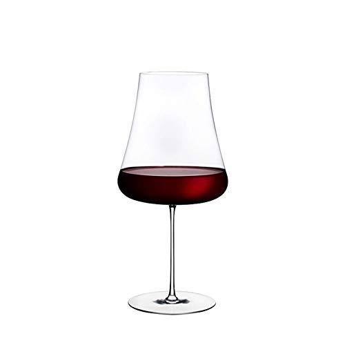 LEYIS Copas de Vino 1000ml de Alta Capacidad de Vino Tinto Ultra...