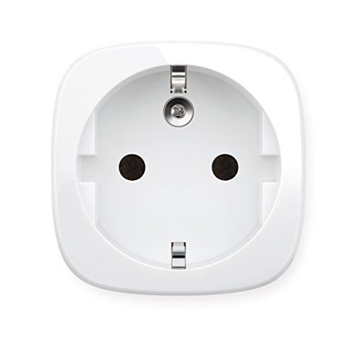 Elgato Eve Energy, Sensori di Consumo e Interruttore Wireless, Compatibile con Apple HomeKit