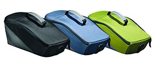Racktime Gepäckträgertasche Talis trunk bag eco carbon black/stone grey carbon black/stone grey