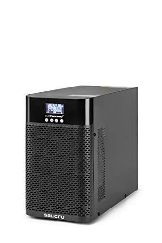 Salicru SLC 1500 Twin PRO2 – Sistema de Alimentación Ininterrumpida (SAI/UPS) de 1500 VA On-Line Doble conversión