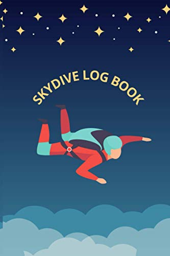 SkyDive LogBook: sky book series   ski book a coffee table   Navigation Notebook and Tracker   Skydiving Record-Journal (Detailed Jump Record for Skydivers)   skydiving logbook