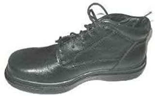 Red Wing Men's Safety Chuka Black Work Boots