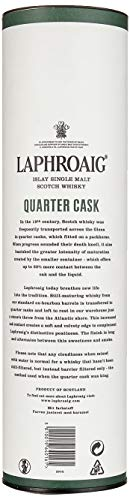Laphroaig Quarter Cask Islay Single Malt Scotch Whisky - 5