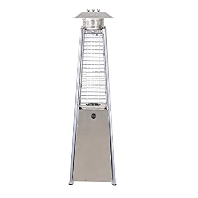 Caesar Fireplace Commercial Patio Heater