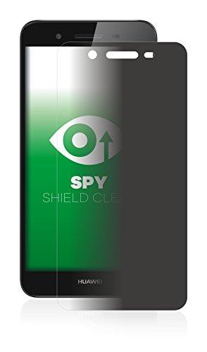 upscreen Anti-Spy Blickschutzfolie kompatibel mit Huawei P8 Lite Smart Privacy Screen Sichtschutz Displayschutz-Folie - 2