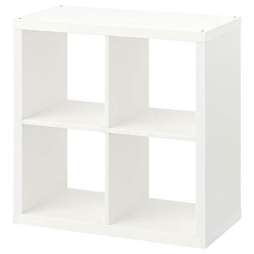 Estantería IKEA KALLAX blanco (77x39x77 cm) 4 estantes