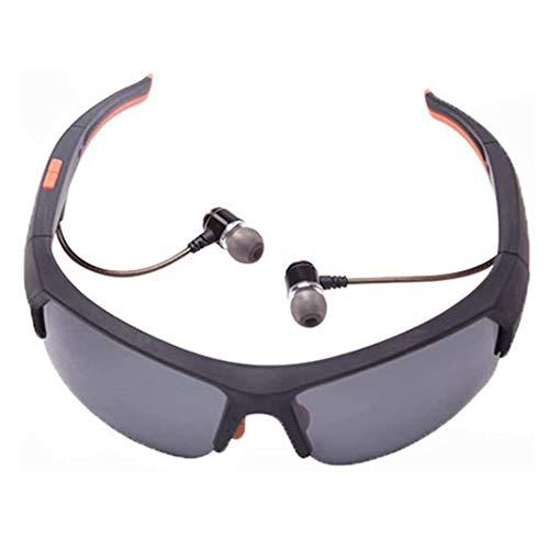 Smart Bluetooth Sonnenbrille, Funkkopfhörer Freihändig Sonnenbrillen Für Männer Wirksam Verhindern, UV-Strahlen Sowie Schädliches Blaulicht