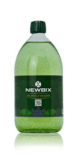 Newbix® - 100% natürliches Chlorella - ohne Zusatzstoffe - Flüssig - hoher Wirkungsgrad - Laborgeprüft - (500ml)