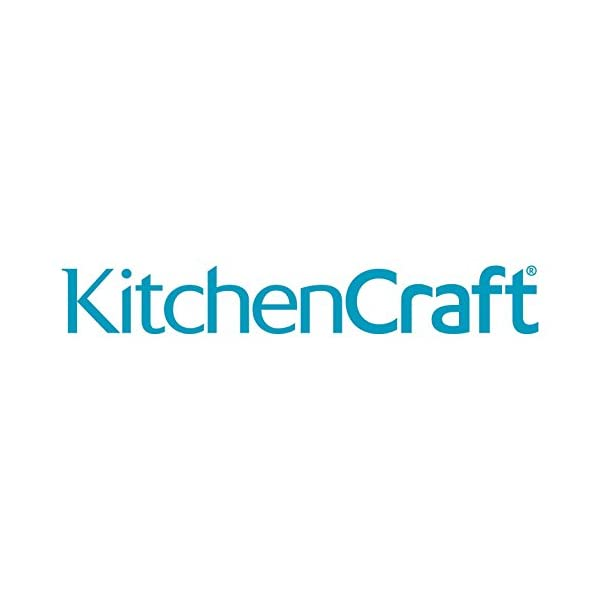KitchenCraft Small Kitchen Tongs, Stainless Steel, 23cm