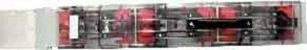 Striebel&John NH-Lastleiste ZE57 GR.2 400A 3pol. Sicherungsleiste 4011617610427