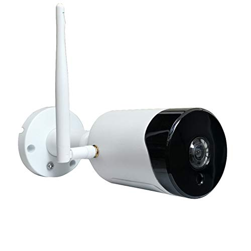 Cámara de Vigilancia Inalámbrico para bebé/Mascota/Monitor de niñera 360º Al Aire Libre Interior HD Cámara Vigilancia WiFi