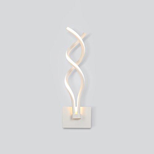 LRW Post Moderne kunst creatieve eenvoudige woonkamer wandlamp hal trap lamp LED slaapkamer bedlampje