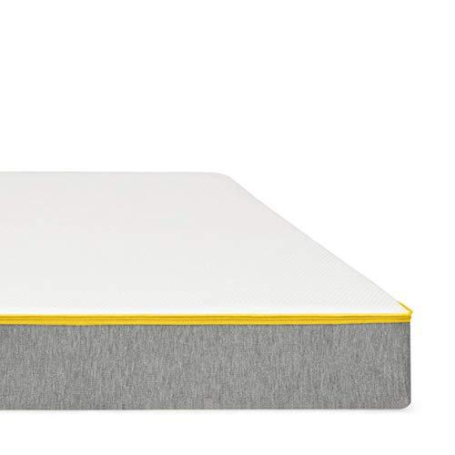Eve – le Matelas Hybrid Light – Matelas à Mémoire de Forme, Respirant, Garantie 10 Ans, 160 x 200cm