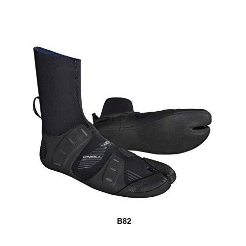 O';Neill Mutant 3mm Split Toe Neoprenanzug Stiefel Black Graphite - Unisex