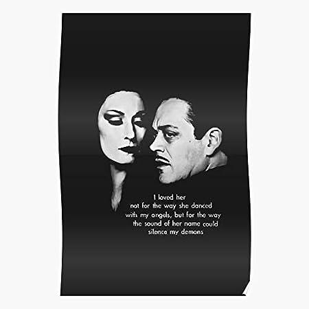 Morticia and gomez love quotes