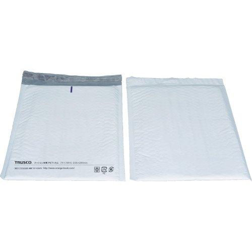 TRUSCO(トラスコ) クッション封筒 クラフト紙 200×280mm 10枚入パック TCF-200
