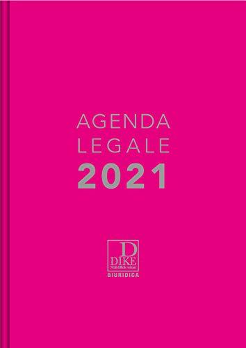 Agenda legale d'udienza 2021. Ediz. fucsia