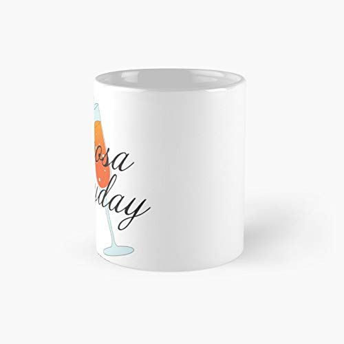 Mi.mosa Everyday Classic Mug - Unique Gift Ideas For Her From Daughter Or Son Cool Novelty Cups 11 Oz.