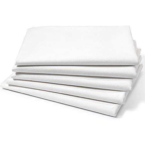 Dr. Güstel Waschfaserlaken ® SPECIAL 1-seitig folienbeschichtet PU-Folie 160x210 cm 1 Stück Hygieneauflage STANDARD 100 by OEKO-TEX®-zertifizierte Premium-Auflagen für Behandlungsliegen