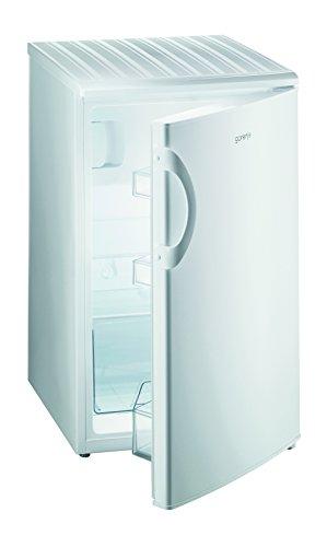 Gorenje RB 3092 ANW Kühlschrank/A++ / 85 cm / 131 kWh/Jahr / 84 L Kühlteil / 14 L Gefrierteil/Flaschenablage in der Innentür/weiß