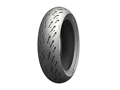 Michelin 74086 Neumático 170/60 ZR17 72W, Road 5 para Moto, Todas Las Temporadas