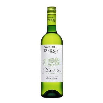 Domaine Tariquet IGP Côtes de Gascogne, Classic, blanc - La bouteille de 75cl