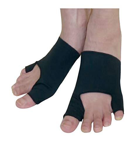 【公式】外反母趾・浮き指のカサハラ式/AKC-006外反内反【薄型】サポーター(両足入り)/AKC-006-L