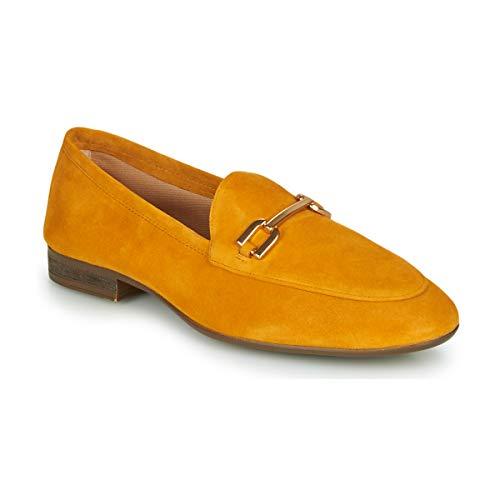 Unisa Dalcy Slipper & Bootsschuhe Damen Senf - 38 - Slipper Shoes
